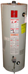 raleigh nc water heater replacement