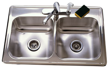 raleigh kitchen sink replacement